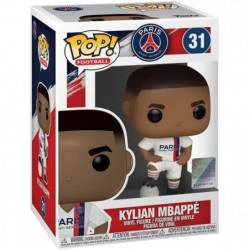 Figurine Funko Pop! Football : PSG - Kylian Mbappé ( 3eme