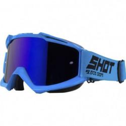 SHOT Lunettes Iris Bleu