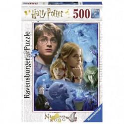 HARRY POTTER Puzzle Harry a Poudlard 500 pcs