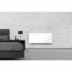 ALPINA Verre Blanc LCD 1500 watts Radiateur Panneau rayonnant