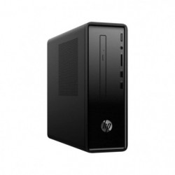 HP PC de bureau Slim + écran 22'' - AMD A4-9125 -  RAM 4Go