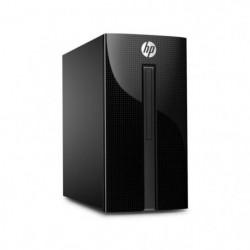HP PC de bureau - Intel Core i3-7100T - RAM 4Go - Stockage 1To