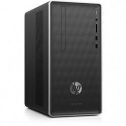 HP PC de bureau Pavilion - AMD A9-9425 - RAM 4Go - Stockage 2To