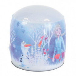 FUN HOUSE  REINE DES NEIGES Lanterne gonflable