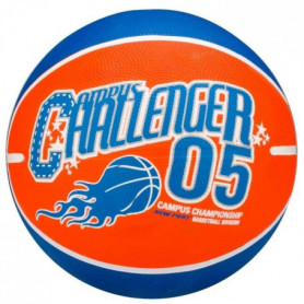 NEW PORT Ballon de basketball - Orange - Taille 7