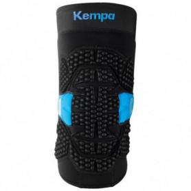 KEMPA Protege-genoux de handball Kguard - Noir et bleu