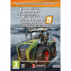 Farming Simulator 19 Extension Platinium Jeu PC