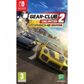 Gear.Club Unlimited 2 Porsche Edition Jeu Switch