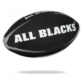 GILBERT Ballon de rugby Supporter All Blacks Mini - Homme