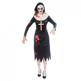 AMSCAN Costume Nonne Zombie - Adulte