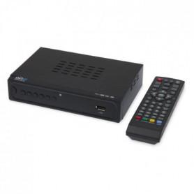APM HD DVB-T2 428001 Décodeur TNT - Noir