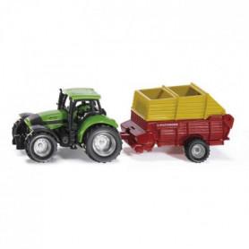 SIKU Tracteur avec Pompe - Véhicule Miniature