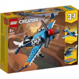 LEGO Creator 31099 L'avion à hélices