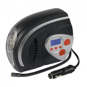AUTOBEST Compresseur d'air Digital avec Lampe 12V 95W