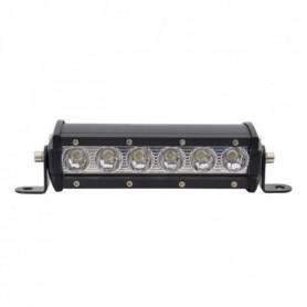 AUTOBEST Barre LED 4x4 - 6 leds 30W - 2250 lumens - 20 cm