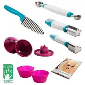 BABYMOOV Kit de Préparation Culinaire Petit Gourmand