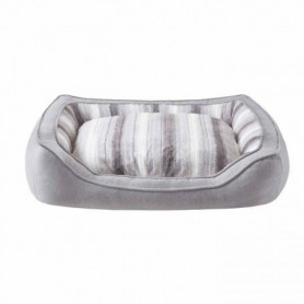 BUBIMEX Corbeille rectangle S - 53 x 63 x 15 cm - Pour chien
