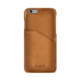 BUGATTI Coque cuir Londres avec poche pour cartes - Iphone 6 / 6s