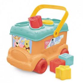 CLEMENTONI Disney Baby - Le bus des formes de Winnie