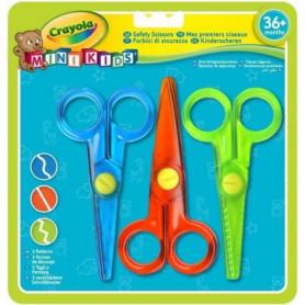 Crayola - Mini Kids - Mes premiers ciseaux (3)
