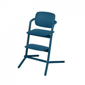 CYBEX Chaise haute bois Gold Lemo Twilight - Bleu