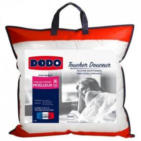 DODO Oreiller moelleux TOUCHER DOUCEUR 60x60cm