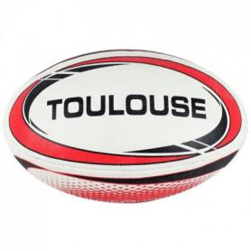 CHRONOSPORT Ballon de Rugby Toulouse T5