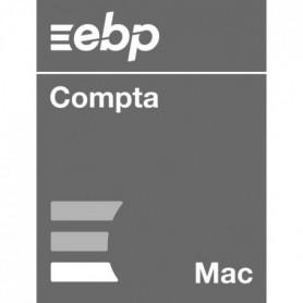EBP Compta MAC - Derniere version 2020 - Ntés Légales incluses
