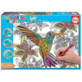 EDUCA - Puzzle DOODLE ART 500pcs