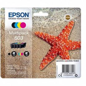EPSON Cartouche d'encre Multipack 4 couleurs 603 Ink - NCMJ