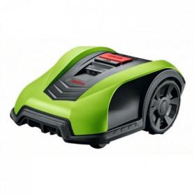 BOSCH Coque pour tondeuse robot Indego - Vert et jaune