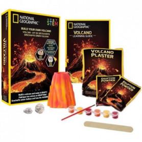 NATIONAL GEOGRAPHIC - Kit découverte - Volcan a fabriquer