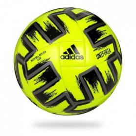 ADIDAS Ballon de football Unifo CLUB Solar yellow/Iron metallic/black