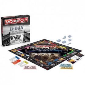 MONOPOLY - D-DAY - Jeu de societé - Version française