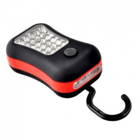 I-WATTS Lampe de secours 24+4 LED