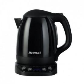 BRANDT BO1200EN Bouilloire électrique - Noir