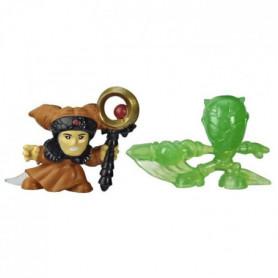 Power Rangers Beast Morphers - Sachet Mystere de 2 Mini-Figurines