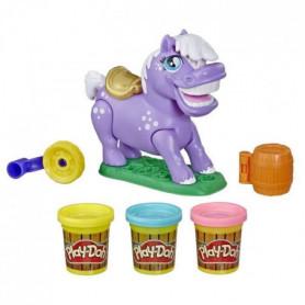 Play-Doh Animal Crew – Pate A Modeler – Naybelle, Poney Déjanté