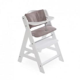 HAUCK Chaise haute Deluxe - Strech Beige