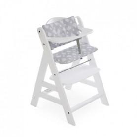 HAUCK Chaise haute Deluxe Teddy - Gris