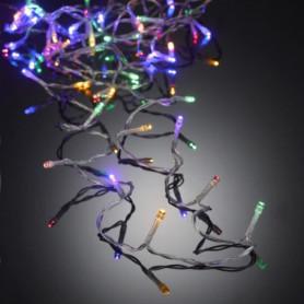 AUTOUR DE MINUIT Guirlande 50 LED - 5 m - Multicolore