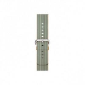Apple Bracelet de montre connectée Woven Nylon Band