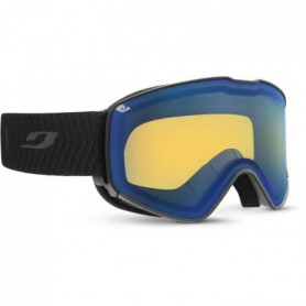 JULBO Masque de Ski Alpha - Noir Cat1