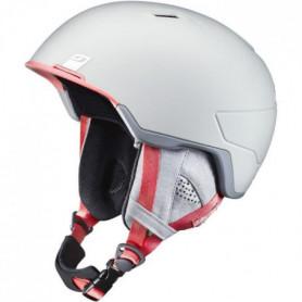 JULBO Casque de Ski Hal - Gris - 54/58