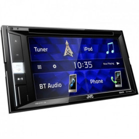JVC Autoradio - Bluetooth KW-V250BT