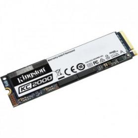 KINGSTON SSD KC2000 - M.2 2280 Interne - 1,95 To - PCI Express