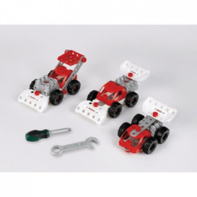Bosch - Set de construction Racing Team 3 en 1