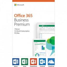 Microsoft Office 365 Business Premium - 1 utilisateur - 5 PC ou Mac