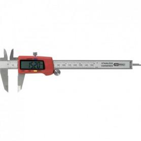 KS TOOLS Calibre a coulisse digital, 0-150 mm