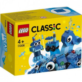LEGO Classic 11006 - Briques créatives bleues
